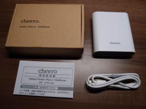 cheeroPowerPlus306